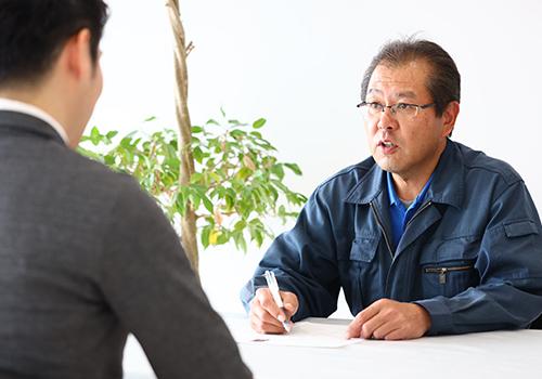 採用担当者インタビュー